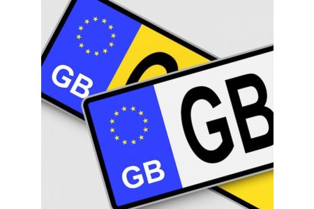 The Most Expensive License Plates In The UK
