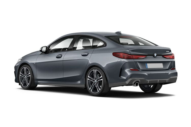 BMW 2 Series 220 Gran Coupe 2.0 d 190PS Sport 4Dr Auto [Start Stop] back view