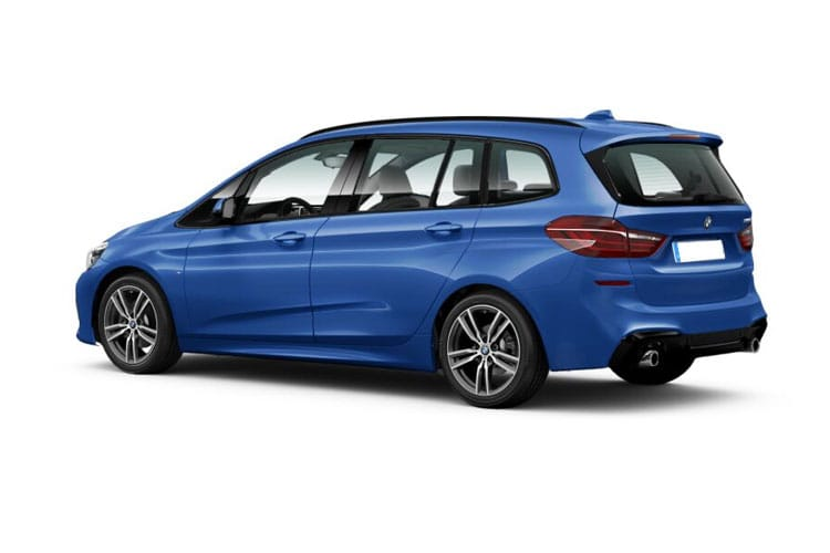 BMW 2 Series Tourer 216 Active Tourer 1.5 d 116PS SE 5Dr DCT [Start Stop] back view