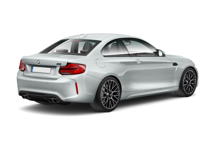 BMW 2 Series 218 Coupe 1.5 i 136PS M Sport 2Dr Auto [Start Stop] [Tech II] back view