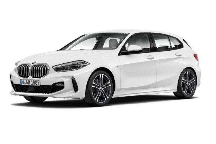 BMW 1 Series 118 Hatch 5Dr 1.5 i 136PS M Sport 5Dr DCT [Start Stop] [Tech] front view