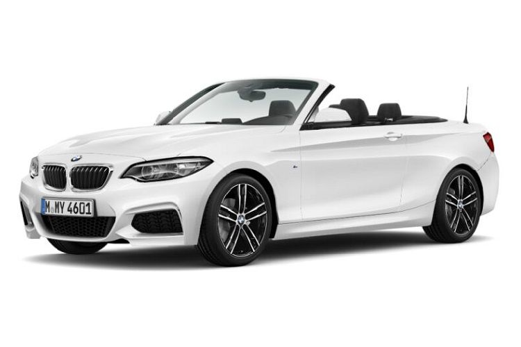 BMW 2 Series 220 Convertible 2.0 d 190PS M Sport 2Dr Manual [Start Stop] front view