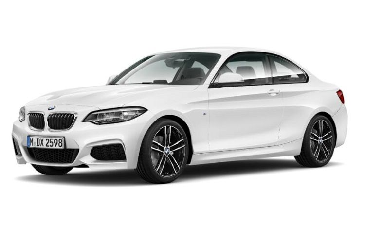 BMW 2 Series 218 Coupe 1.5 i 136PS M Sport 2Dr Auto [Start Stop] [Tech II] front view