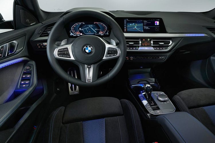 BMW 2 Series 220 Gran Coupe 2.0 d 190PS Sport 4Dr Auto [Start Stop] inside view