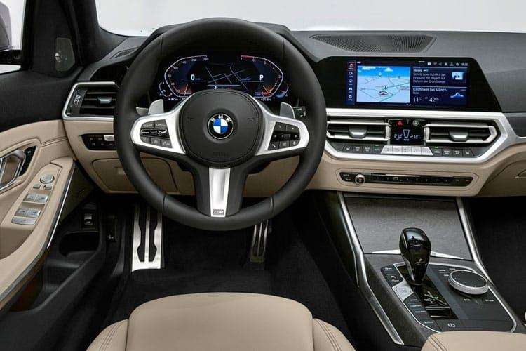 BMW 3 Series 320 Touring 2.0 d MHT 190PS SE 5Dr Auto [Start Stop] inside view