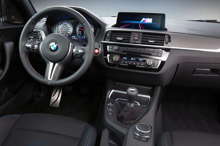 BMW 2 Series 218 Coupe 1.5 i 136PS M Sport 2Dr Auto [Start Stop] [Tech II] inside view